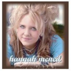 Hannah McNeil CD